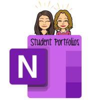 K-2 OneNote Student Portfolios