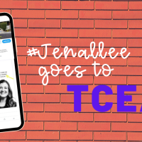 #Jenallee at TCEA